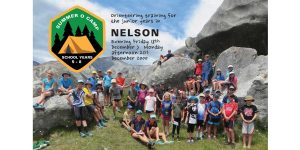 Juniors Year 5-8 Summer O Training Camp | Nelson December 2020