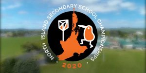 North Island Secondary School Orienteering Champs 2020 Sprint Video