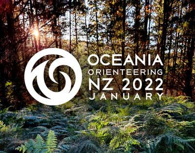Oceania Orienteering 2022 NZ January
