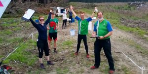 Successful 2020 National Orienteering Champs