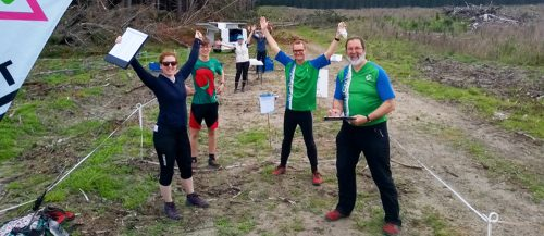 Happy Orienteering Wellington organisers
