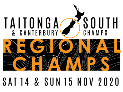 Orienteering NZ Regional Championships - South - 14&15 November 2020