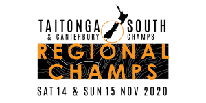 Orienteering NZ Regional Champs – South 2020 Entries Closing