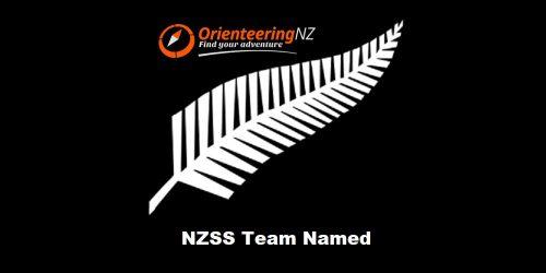 Orienteering NZ NZSS Team Named