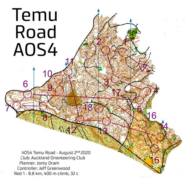 Temu Rd AOS4 Map
