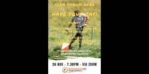 ONZ Club Forum – The Future of Orienteering – Thu 26 Nov 2020