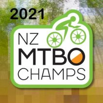 2021 NZ MTBO Champs