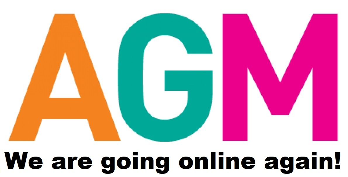 AGM - We are going online again