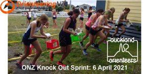 ONZ Knock-out Sprint Programme and Quarter-Final Start Draw