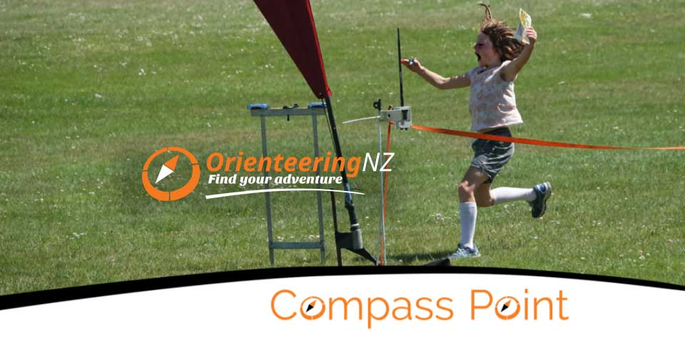 Orienteering NZ Compass Point