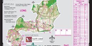 Live tracking for Riverhead Orienteering Weekend