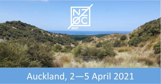 NZOC2021 Auckland 2-5 April 2021