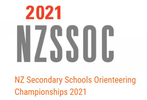 2021 NZ Secondary School Orienteering Championships