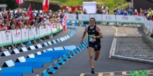 Sprint bronze for Tim in Terezin!