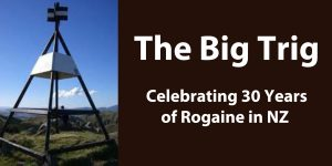 The Big Trig – celebrating 30 years of Rogaine in New Zealand