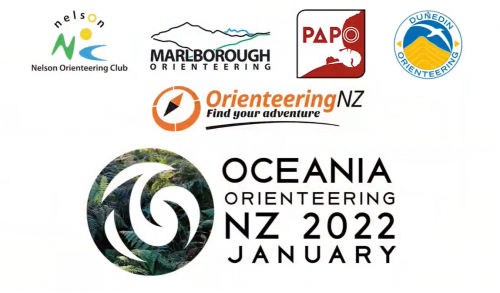 Oceania Orienteering NZ 2022 January