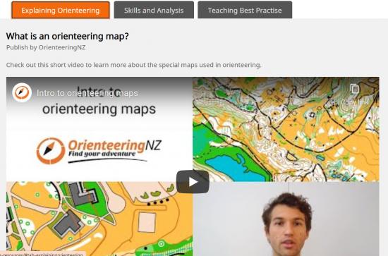Orienteering Schools Resource